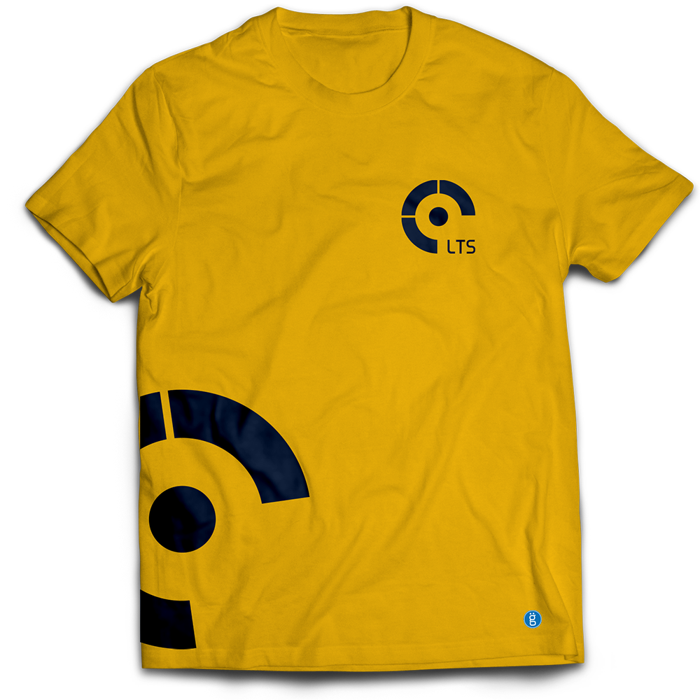 LTS Icon T-Shirt Sunflower Edition